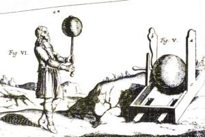 ゲーリケの摩擦起電機
