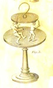 ブレイク『自然哲学の会話』(1835) 図版15
