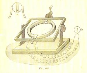 地磁気感応器